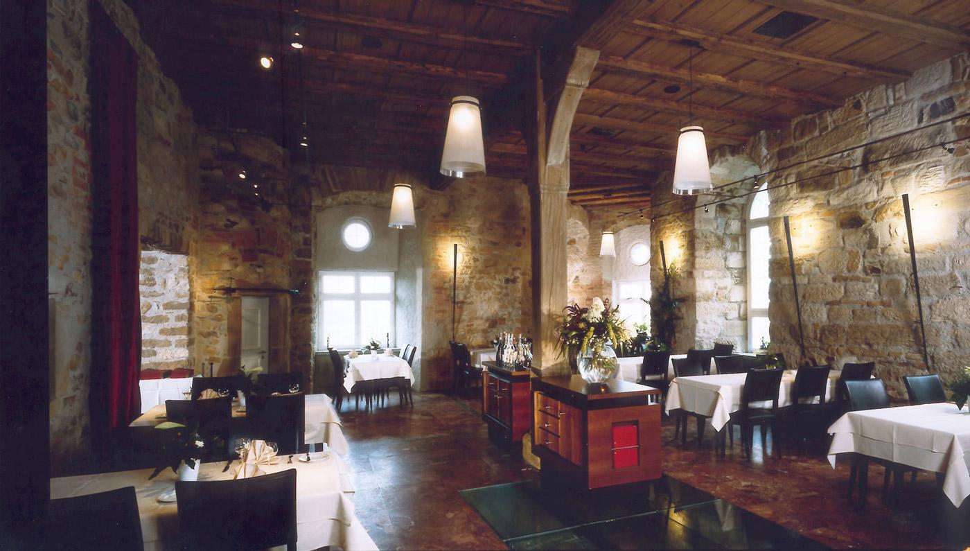 Schloss Filseck Innenraum