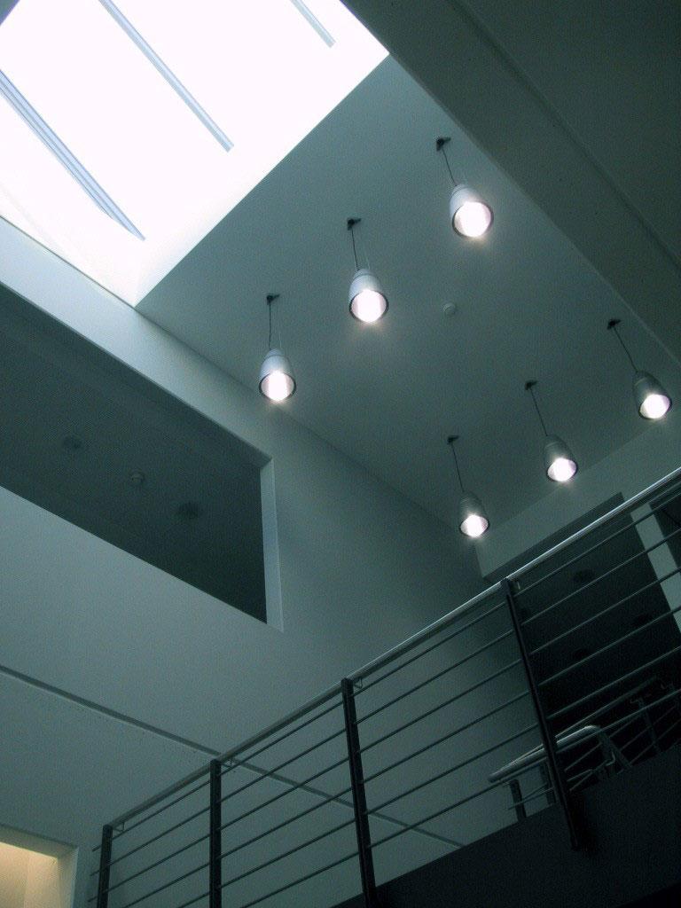 CeramTec Ebersbach Innenbeleuchtung