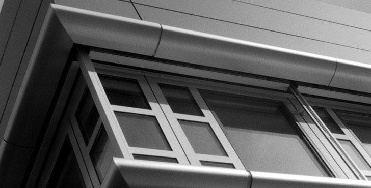CeramTec Ebersbach Fenster