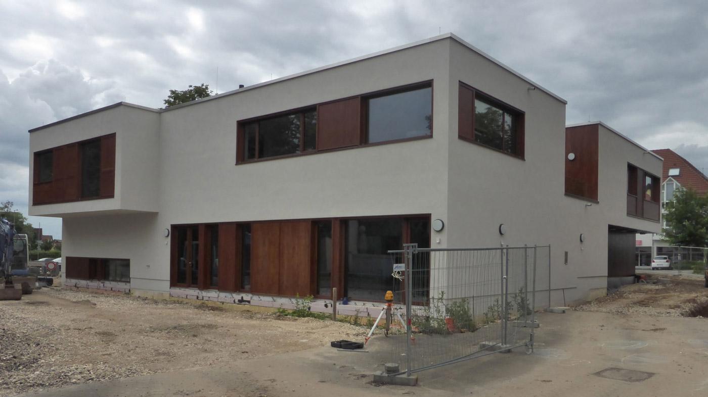Kinderhaus Ebersbach Außenansicht