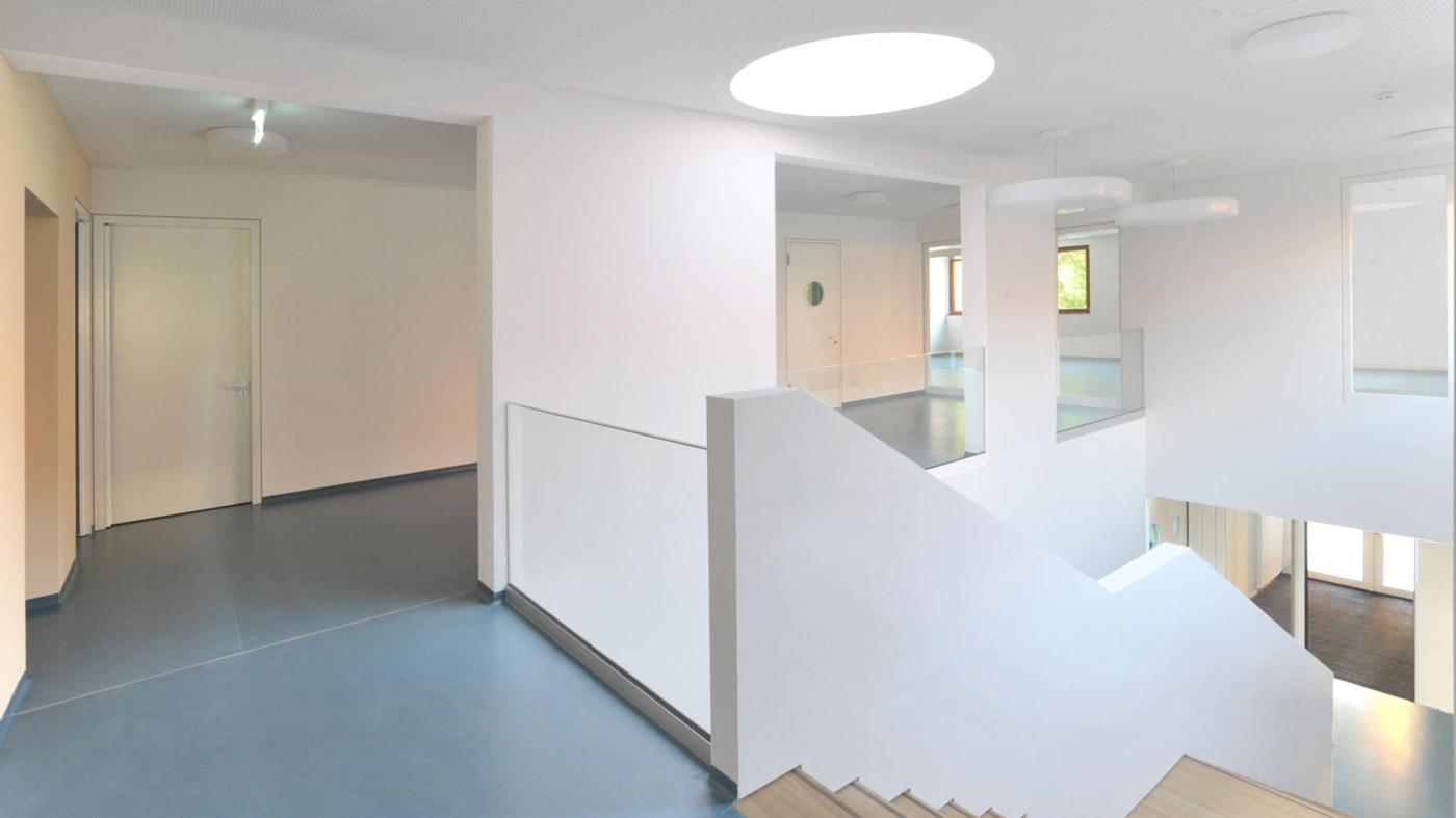 Kinderhaus Ebersbach zweiter Stock